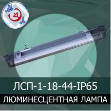 Люминесцентный светильник ЛСП-1-18-44-IP65