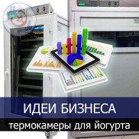 Идеи бизнеса - производство йогурта
